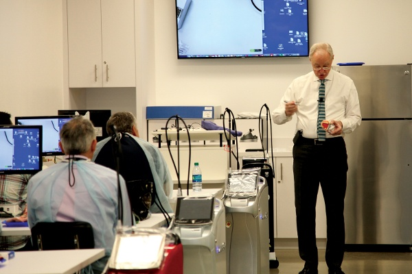 New Biolase Learning Center - Taking Dental Education to the