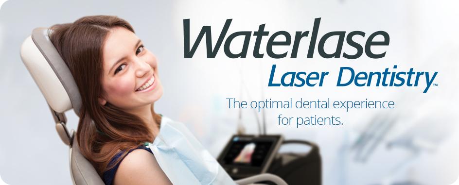 Waterlase Dentistry - The Optimal Dental Experience