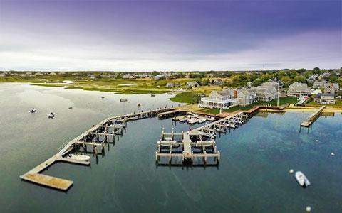 Great Harbor Yacht Club - Nantucket, CT