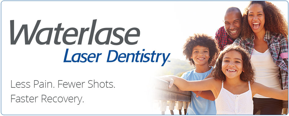 Laser Dentistry - Waterlase | BIOLASE