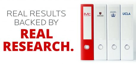 Real Results Backed Up By Real Research