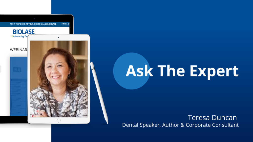 Ask the Expert Webinar - Teresa Duncan