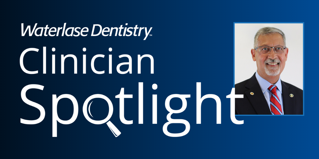 Waterlase Clinician Spotlight - Dr. Bruce Cassis