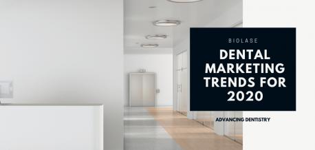 Dental Marketing Trends for 2020