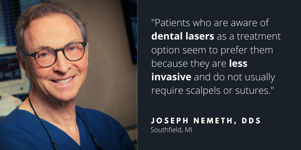 Waterlase Dentist - Joseph Nemeth, DDS