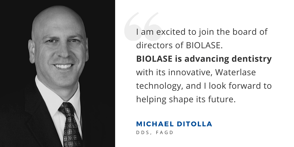 Michael DiTolla, DDS, FAGD