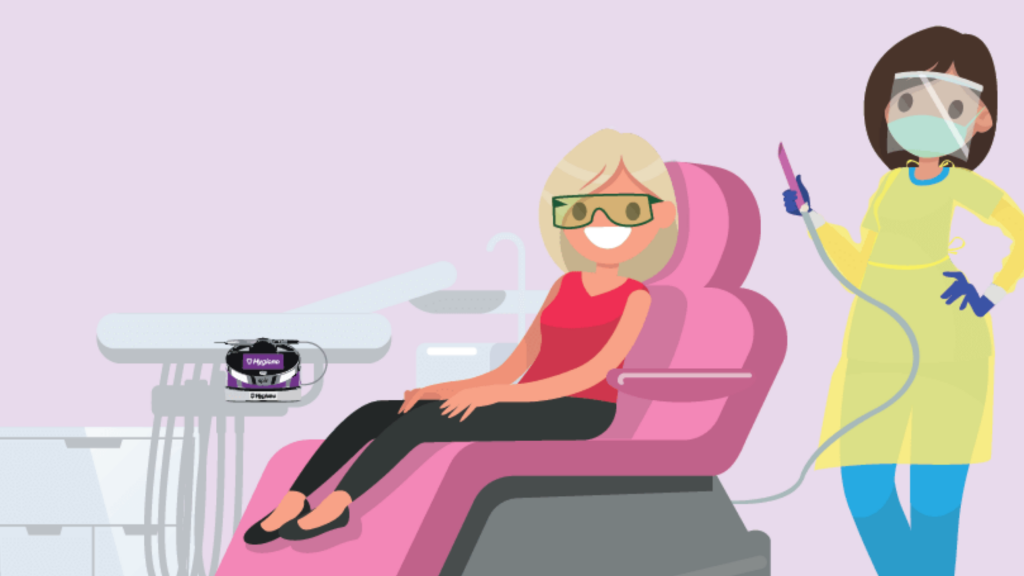 Online Diode Training Certification for Hygienists