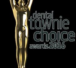 Townie Choice Award Statue