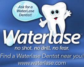 Waterlase Dentist No Shot No Drill